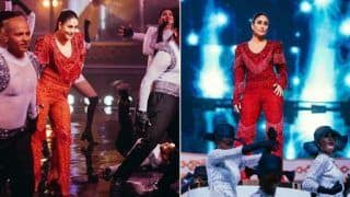 Watch: Kareena Kapoor Becomes 'Chammak Challo' For Dance India Dance