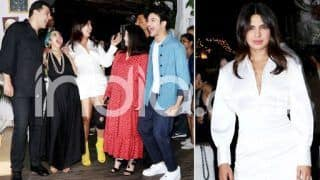 Watch: All The Videos of Priyanka Chopra From Wrap-up Party of The Sky is Pink