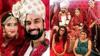 Watch: Inside Videos From Sushmita Sen's Brother, Rajeev Sen's Wedding
