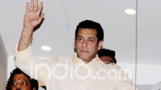 Watch: Crowd Goes Crazy as Salman Khan Greets Fans on Eid Outside Galaxy