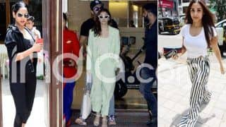 Watch: Alia Bhatt-Ranbir Kapoor Return, Bollywood Celebs Spotted