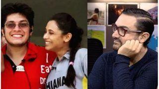 Aamir Khan Wishes Eldest Son Junaid Khan With a Twist- See Here