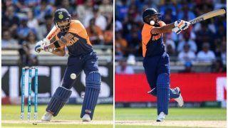 ICC World Cup 2019: विराट-रोहित की फिफ्टी से संभाली भारतीय पारी, स्कोर 26 ओवर में 133/1 रन