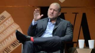 Apple's design chief Jony Ive leaving to set up his own firm
