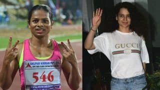 Dutee Chand Wants Kangana Ranaut to do Her Biopic And Here's What The Actor Has to Say
