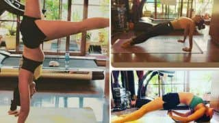 Kareena Kapoor Khan's Yoga Postures Are Enough to Make You Stay Motivated Throughout The Day