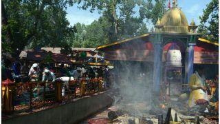 कश्मीर के खीर भवानी मंदिर में कल लगेगा मेला, हजारों कश्मीरी पंडितों के पहुंचने की उम्मीद, राज्यपाल ने दी शुभकामनाएं
