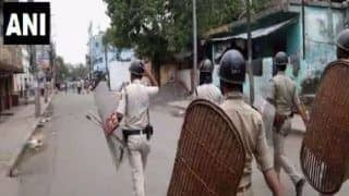 West Bengal: Section 144 Imposed in Bhatpara After One Killed in Clashes, CM Mamata Banerjee Calls Urgent Meet
