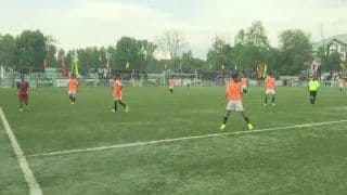 Lets Play Football: Mega Inter-District Tournament Kick-Starts In Kashmir