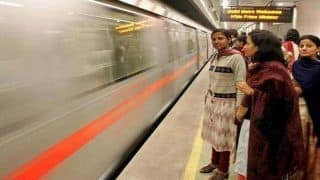 Delhi: 76-Year-old Kills Self by Jumping in Front of Train at Welcome Metro Station