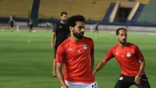 Mohamed Salah's Egypt Ready To Start Their African Cup Of Nations Campaign