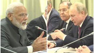 बिश्केक में पुतिन से मिले PM मोदी, जानिए चर्चा के बीच क्यों हुआ अमेठी का जिक्र