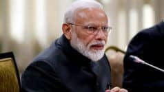 PM Modi Speaks to BJP MPs, Tells Them to Take Work Seriously, Focus on Animal Welfare