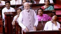 Congress Not Ready to Accept Defeat, Says PM Narendra Modi in Rajya Sabha