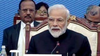 Countries Funding Terrorism Must be Held Accountable: PM Modi in Veiled Attack on Pakistan at Bishkek