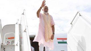 भारत का पाक से अनुरोध, PM नरेंद्र मोदी के प्लेन को अपने वायुक्षेत्र से गुजरने दे