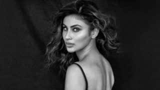 Mouni Roy's Sensuous Photoshoot in Backless Black Top Will Fade Away Your Tuesday Blues