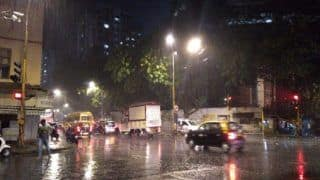 Mumbai Gets Relief From Heatwave as Rains Lash Ghatkopar, Gowandi, Bhandup, Mulund Area