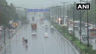 Mumbai Rains: Heavy Rain Lashes Parts of City, Streets Flooded