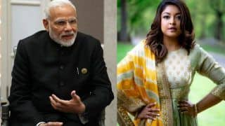 Tanushree Dutta Questions PM Narendra Modi After Nana Patekar Gets Clean Chit in Sexual Harassment Case