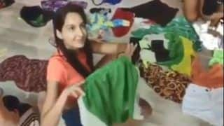 Nora Fatehi Turns Street Vendor at a Local Flea Market in Bangkok, Watch Funny Video