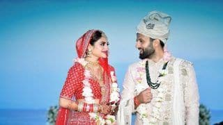 First-time MP Nusrat Jahan Gets Married in Turkey