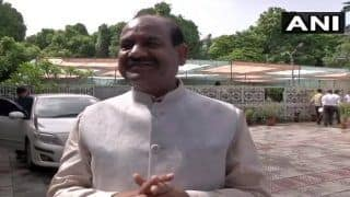 BJP Rajasthan MP Om Birla Set to be Lok Sabha Speaker: Sources