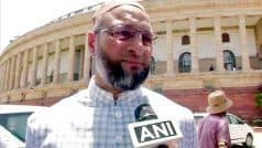 BJP And RSS Have Created Mindset Where Muslims Are Seen as Terrorists, Says Owaisi