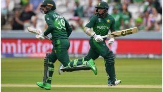 ICC World Cup 2019: पाकिस्तान ने टॉस जीतकर चुनी बल्लेबाजी, 18वें ओवर तक एक विकेट खोकर बनाए 90 रन