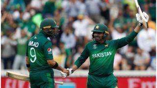 ICC World Cup 2019: सोहेल की तूफानी पारी से पाकिस्तान ने दक्षिण अफ्रीका को दिया 309 रनों का लक्ष्य