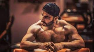 Arjun Kapoor Goes Shirtless as he Gears up For Panipat, Turns 'Warrior Mode' on
