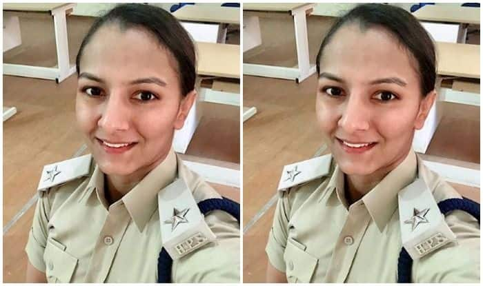 Geeta Phogat's Picture in DSP-Haryana Police's Uniform is