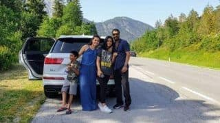 Ajay Devgn, Kajol Are Off on Road Trip With Kids Nysa And Yug Devgn