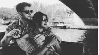 Priyanka Chopra, Nick Jonas Enjoy a Romantic Boat Ride in The City of Love - Paris