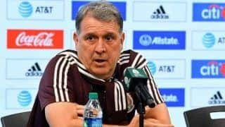 Tata Martino Aims to do Well in Gold Cup Rather Than in Friendlies