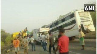 हजारीबाग में सड़क हादसे में 10 लोगों की मौत, 23 घायल