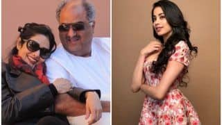Janhvi Kapoor Shares Heart-Melting Picture of Sridevi-Boney Kapoor And Fans Can't Help But Feel Her Pain!