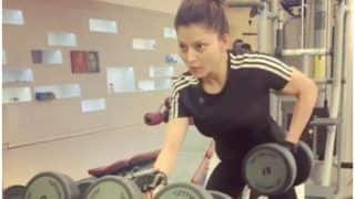 Urvashi Rautela's Sizzling Workout Inspired by John Abraham is All The Motivation You Need to Hit The Gym!