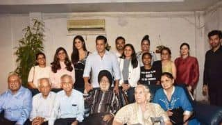 Bharat Actors Salman Khan, Katrina Kaif Share Frame With People Who Witnessed 1947 Partition