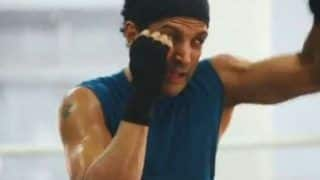 Farhan Akhtar Sweats it Out as he Trains For Toofan, Watch