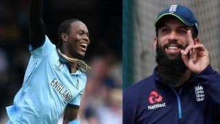Jofra Archer is The Fastest Bowler I Have Faced, Says England Teammate Moeen Ali