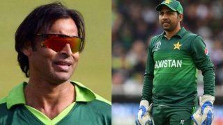 Shoaib Akhtar Rips Into Sarfaraz, Calls Him 'Fat And Unfit'