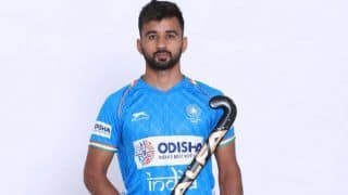 Indian Hockey Teams' Match Jerseys Unveiled