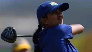 Aditi Ashok Opens With Two-Under 70 in Thornberry Classic