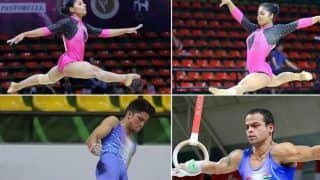 Gymnastics Federation of India Announces Indian Team For Senior Asian Artistic Gymnastic Championship