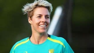 Women's Big Bash League: Elyse Villani to Play For Melbourne Stars