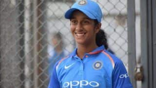 Jemimah Rodrigues Becomes Third Indian to Play Kia Super League