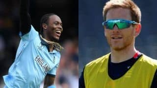 ICC Cricket World Cup 2019: Jofra Archer Will Handle Playing Against His Country of Birth Says Eoin Morgan on eve of West Indies Clash