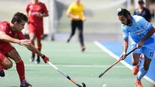 Indian Junior Men's Hockey Team Lose 1-3 to Spain