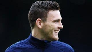 Andy Robertson Strives For Improvement